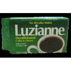 Luzianne Medium Roast C&C Decaffeinated 13oz