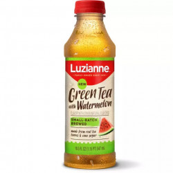 Luzianne Ready to Drink Sweet Green Tea with Water...
