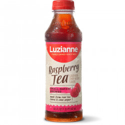 Luzianne Ready to Drink Sweet Raspberry Tea 18.5oz