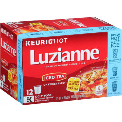 Luzianne Unsweet Tea Single Serve Cups 12ct