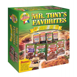 Tony Chachere's Mr Tony's Favorites