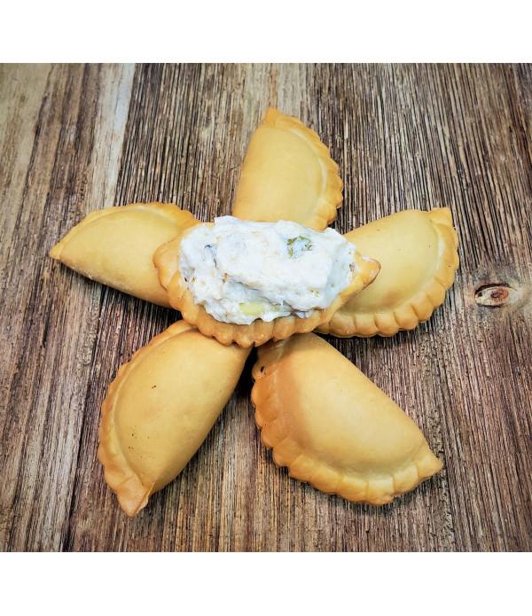 Mrs Wheat's Mini Crab & Artichoke Pies 20ct 1o...