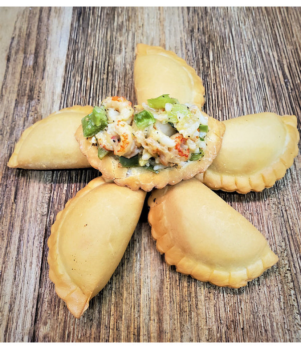 Mrs Wheat's Mini Crawfish Pies 20ct 1oz