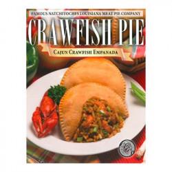 Natchitoches Crawfish Pies 4ct