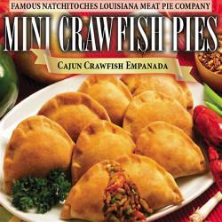 Natchitoches Mini Crawfish Pies 12ct