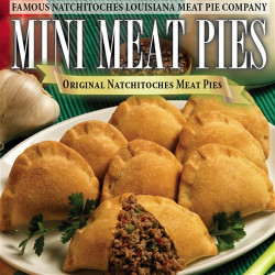 Natchitoches Mini Meat Pies 12ct