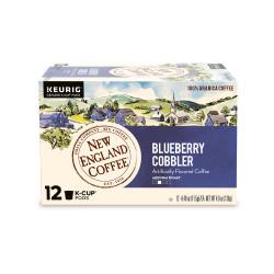 New England Coffee Blueberry Cobbler Single Serve ...