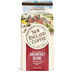New England Coffee Breakfast Blend Ground 12oz