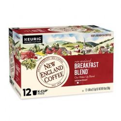New England Coffee Breakfast Blend Single Serve 12...