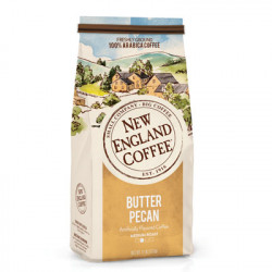 New England Coffee Butter Pecan 11oz