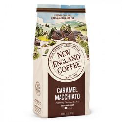 New England Coffee Caramel Macchiato 11oz