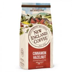 New England Coffee Cinnamon Hazelnut 11oz