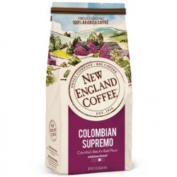 New England Coffee Colombian Supremo 22oz