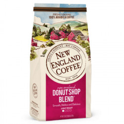 New England Coffee Donut Shop Blend 22oz