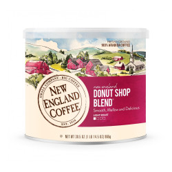 New England Coffee Donut Shop Blend 30.5oz
