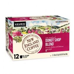 New England Coffee Donut Shop Blend Single Serve 1...