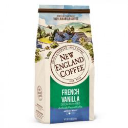 New England Coffee French Vanilla Decaf 10oz