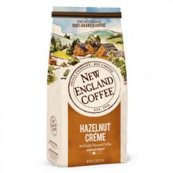New England Coffee Hazelnut Crème 11oz