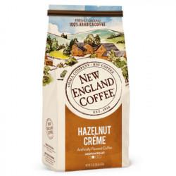 New England Coffee Hazelnut Crème 22oz