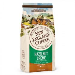 New England Coffee Hazelnut Decaf 10oz