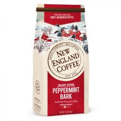 New England Coffee Peppermint Bark 11oz