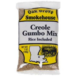 Oak Grove Creole Gumbo w/rice Mix 7oz