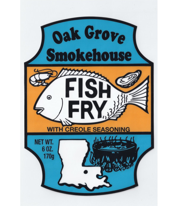 Oak Grove Fish Fry 6oz