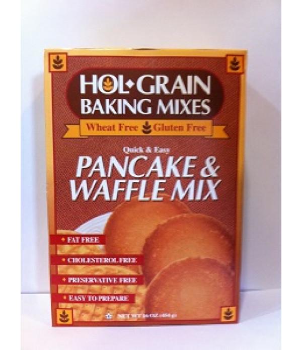 Hol Grain Pancake and Waffle Mix