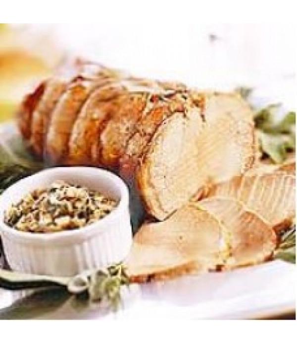 Poche's Stuffed Pork Roast