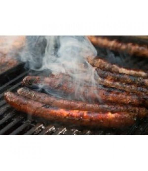 Poche's Smoked Alligator & Pork Sausage 1lb