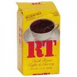 RT Coffee Dark Roast C&C Reg 13oz