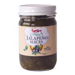 Ragin Cajun Candied Jalapeno Slices 12oz