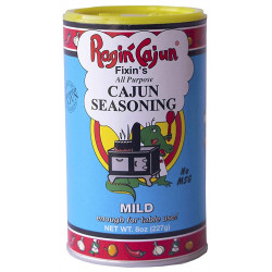 Ragin Cajun Mild Cajun Seasoning 8oz
