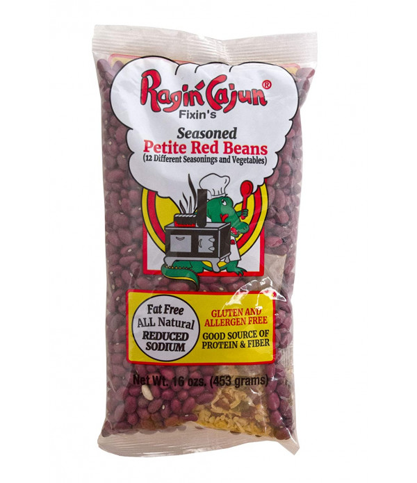 Ragin Cajun Petite Red Beans 16oz