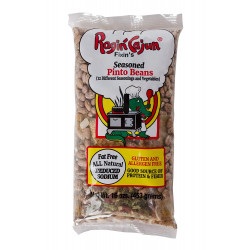 Ragin Cajun Seasoned Pinto Beans 16oz