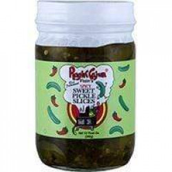 Ragin Cajun Spicy Sweet Pickle Slices 12oz