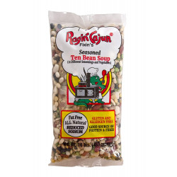 Ragin Cajun Ten Bean Soup 16oz