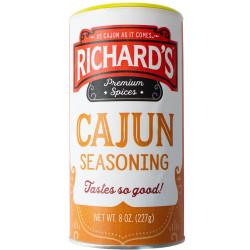 Richard's Cajun Seasoning 8oz