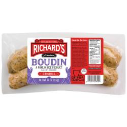 Richard's Original Boudin 14oz