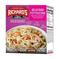 Richard's Seafood Fettuccine 11oz