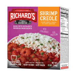 Richard's Shrimp Creole 12oz