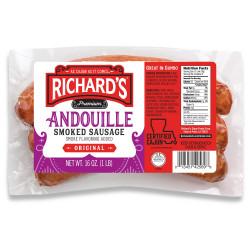 Richard's Andouille 1lb
