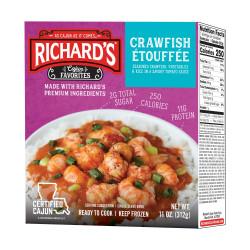 Richard's Crawfish Etouffee 11oz