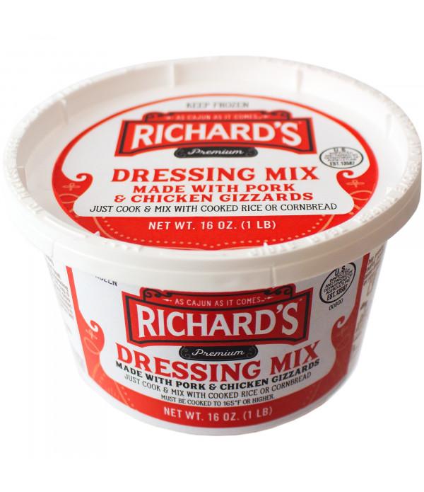 Richard's Dressing Mix 1lb