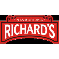 Richard's Smoked Pure Pork Sausage 1lb
