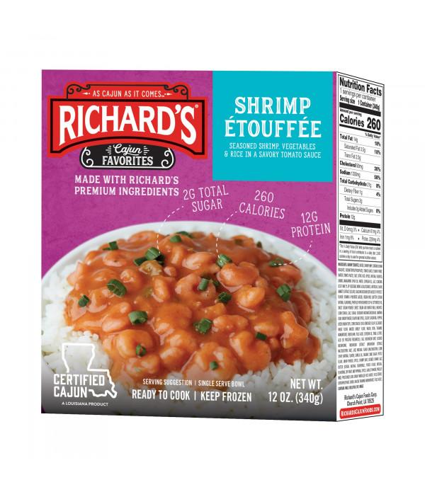 Richard's Shrimp Etouffee 12oz