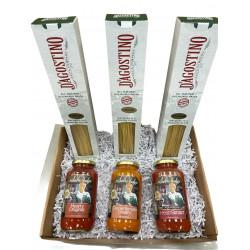 Sal & Judy Pasta and Sauce Kit