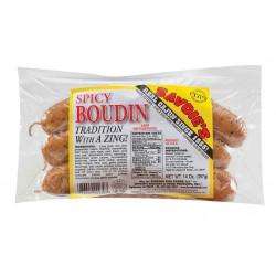 Savoie's Spicy Boudin 14oz