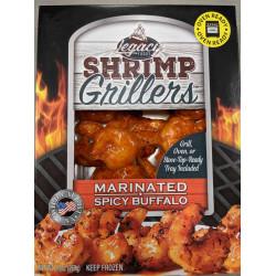 Shrimp Grillers Spicy Buffalo 9.5oz