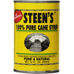 Steen's Pure Cane Syrup 12oz Can